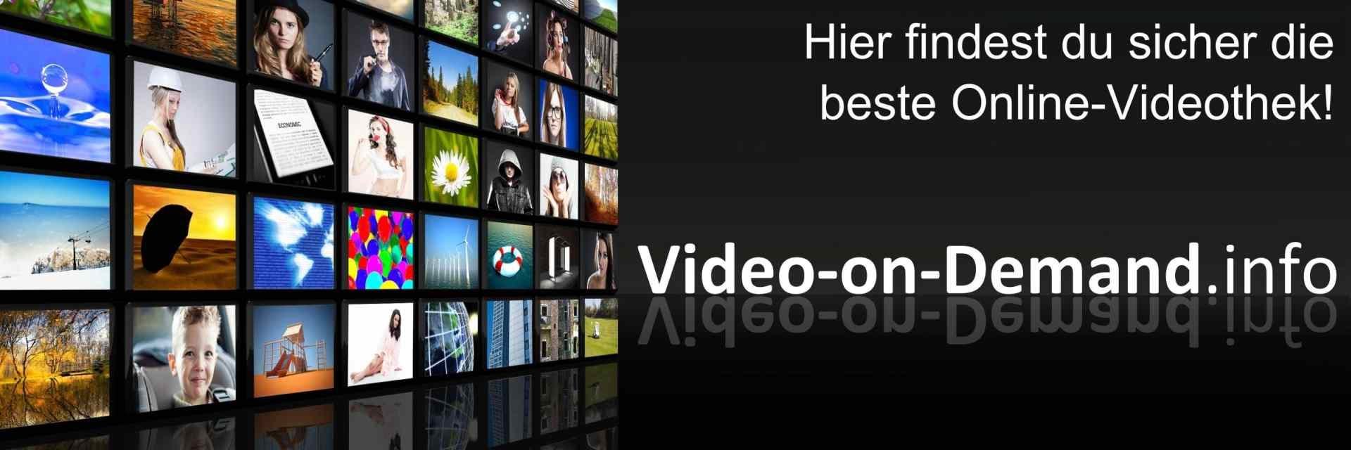 Die beste Onlinevideothek mit video-on-demand.info finden!